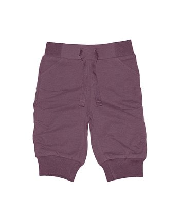 Plum Pocket Pants - Infant & Toddler