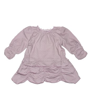 Lavender Bonnie Dress - Infant & Toddler