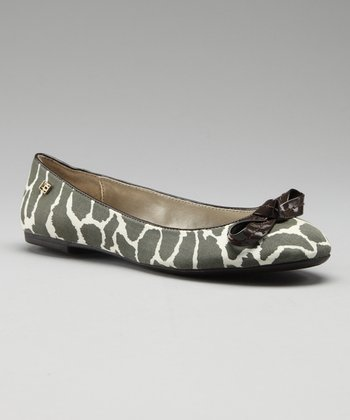 Green Animal Balina Flat