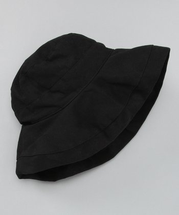 Black Bella Bucket Hat