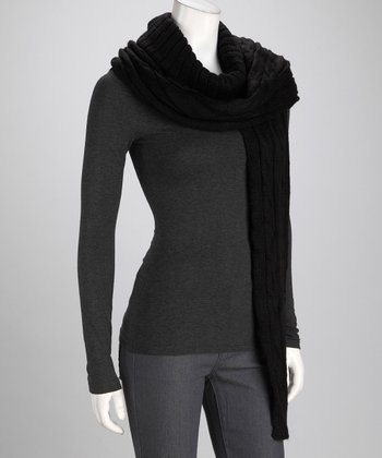 Black Hazel Wrap