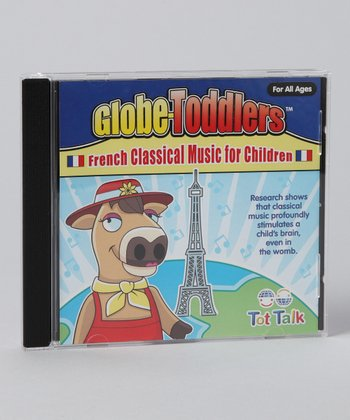 French Classical Music for Children CD