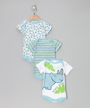 Blue Rhino Bodysuit Set