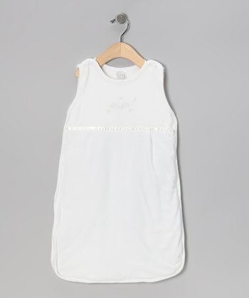 White 'Baby' Sleeping Sack