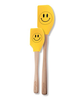 Smile Spatula Set