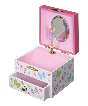 Fairy Musical Jewelry Box
