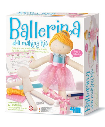 Ballerina Doll-Making Kit