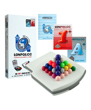 Lonpos 404 Puzzle Game