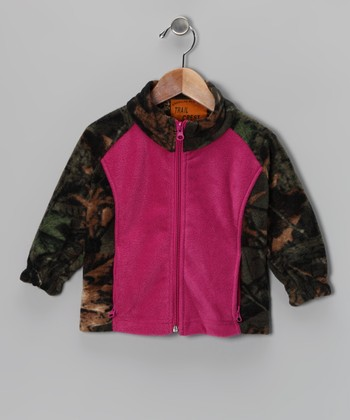 Trail Crest Rose Camo Jacket - Infant & Toddler