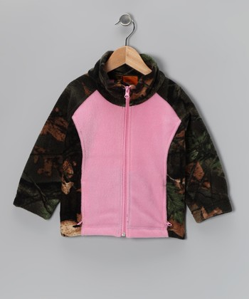 Trail Crest Pink Camo Jacket - Infant & Toddler