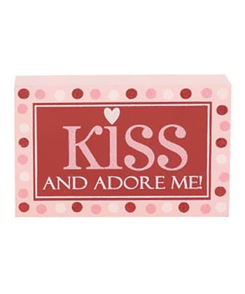 'Kiss and Adore Me' Sentiment Block