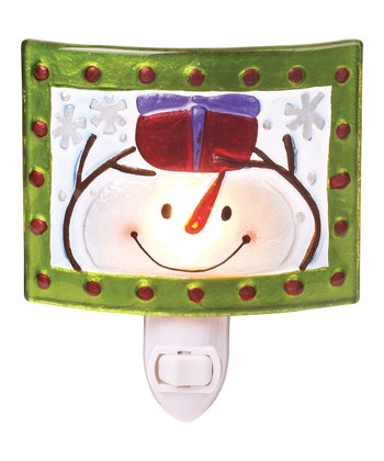 Snowman Night-Light