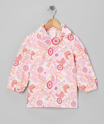 Pink Paisley Ellen Top - Toddler & Girls