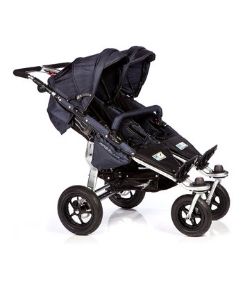 Navy Twinner Twist Duo Stroller