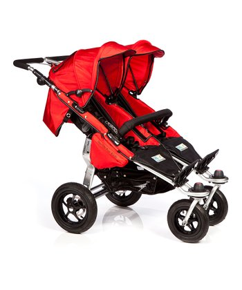 Red Twinner Twist Duo Stroller