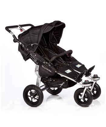 Black Twinner Twist Duo Stroller
