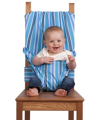 Blue Stripe Totseat