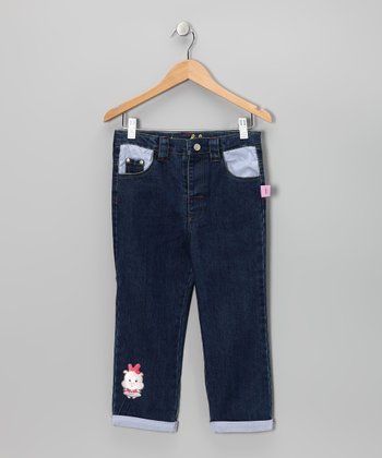 Classic Pig Straight-Leg Jeans - Toddler & Kids