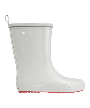 Dove Gray Skerry Rain Boot - Women