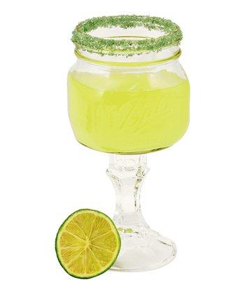 Mason Jar Margarita Glass