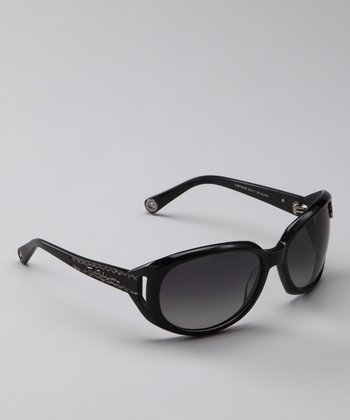 Black Cheyenne Sunglasses