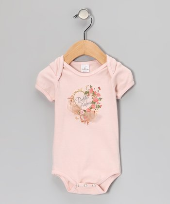 Blush 'Daddy's Princess' Bodysuit - Infant