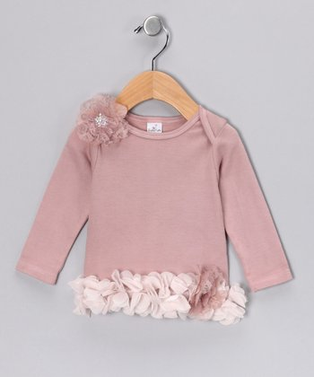 Mauve Bella Tee - Infant