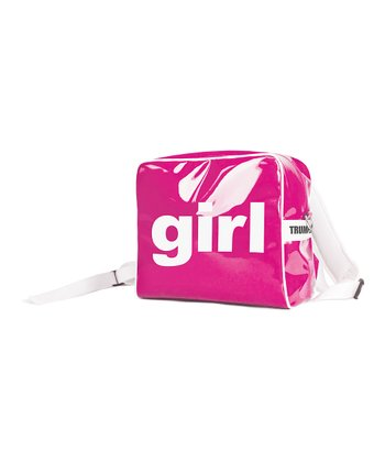 Fuchsia 'Girl' Backpack
