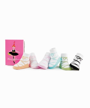 Ballerina Sock Set