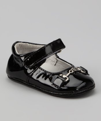 Black Patent Buckle Mary Jane