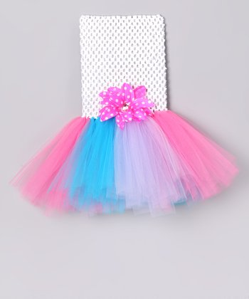 Carnival Clip Tutu Dress - Infant