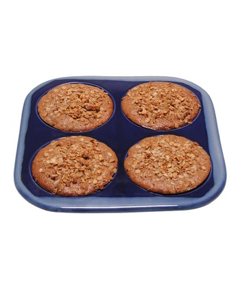 Dark Blue Muffin Top Pan
