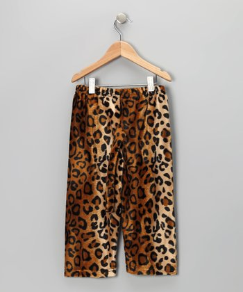 Leopard Tail Pants - Toddler & Kids