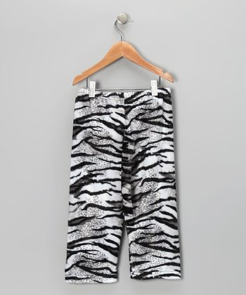 Bengal Tiger Tail Pants - Toddler & Kids