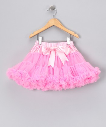 Cotton Candy Pettiskirt - Toddler & Girls