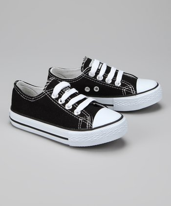 Twin Cities Shoe Co. Black Sneaker