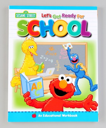 Let's Get Ready for School Workbook