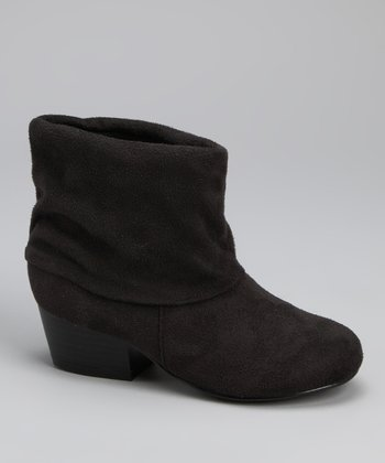 Two Lips Shoe Company Black Too Drifter Boot