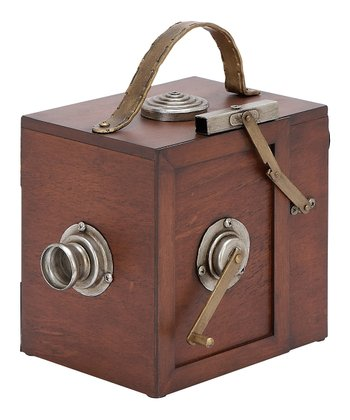 Decorative Camera Box