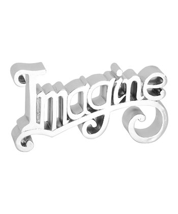 'Imagine' Word Stand