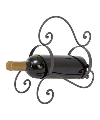 Swirling Wine Holder
