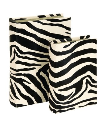Zebra Book Box Set