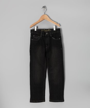 Mariner Indigo Straight-Leg Jeans - Boys