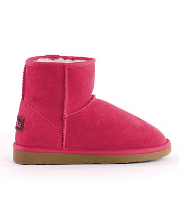 Hot Pink Sydney Mini Boot