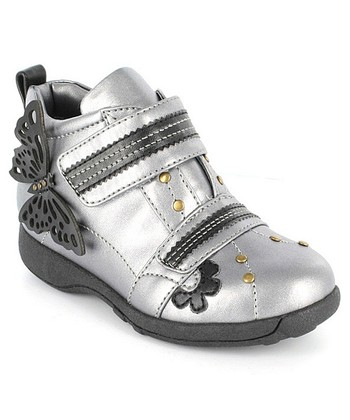 Pewter Ravern Ankle Boot