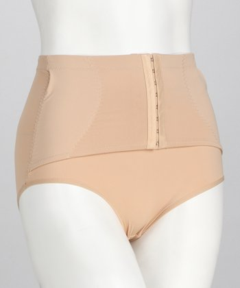 Nude Control Girdle Briefs