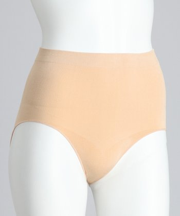 Nude Tummy Control Shaper Briefs