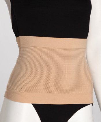 Nude Pull-On Waist Cincher