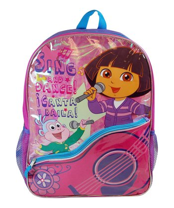 Dora Sing & Dance Backpack