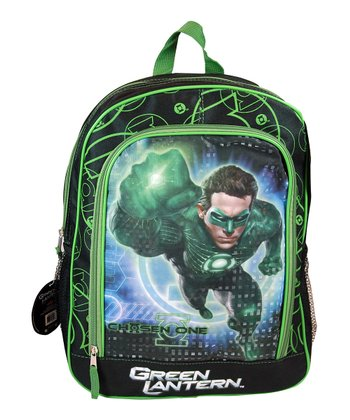 Green Lantern Backpack